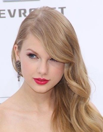 Taylor Swift Blonde Hair Color Styles Fashion Pinterest