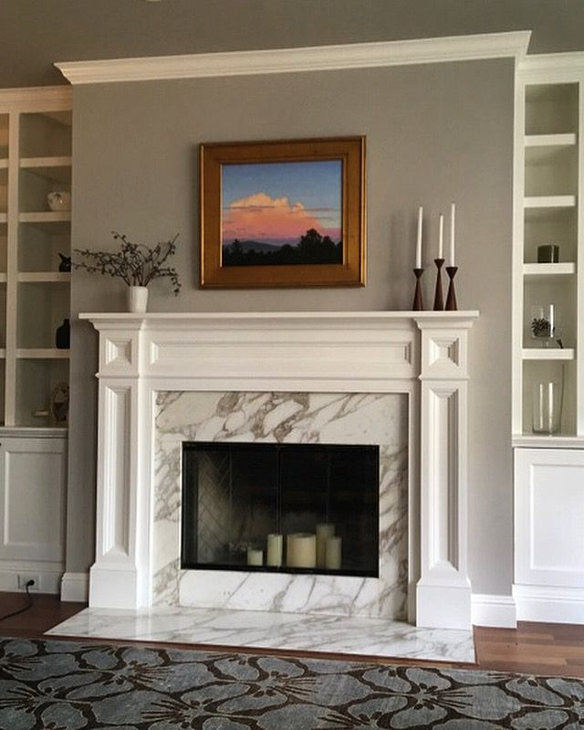 Faux Fireplace Ideas Luxury Faux Fireplace Mantle Redo Fireplace A Pleased Client Sent Me This Photo Of My Work In Her