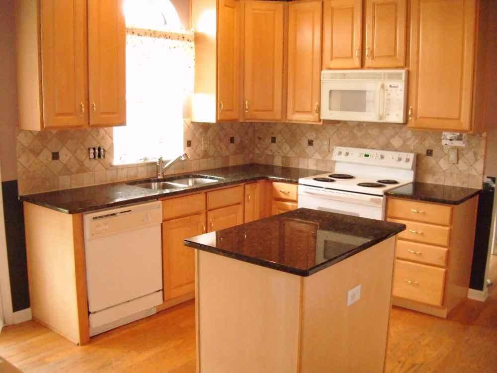 Kitchens Brown Color Picture Wall Natural Concepts Cheap And