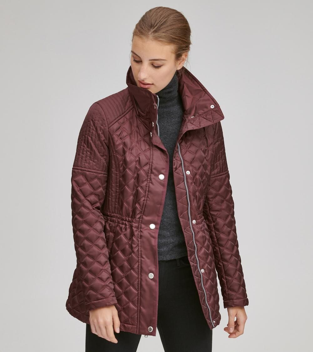 822dcf6dd TRIBECA QUILTED JACKET - New Arrivals - Women - Andrew Marc - Andrew Marc