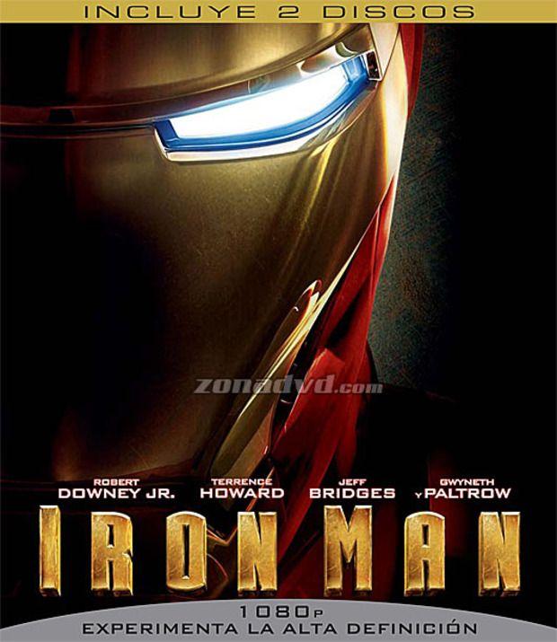 Catálogo completo Iron Man