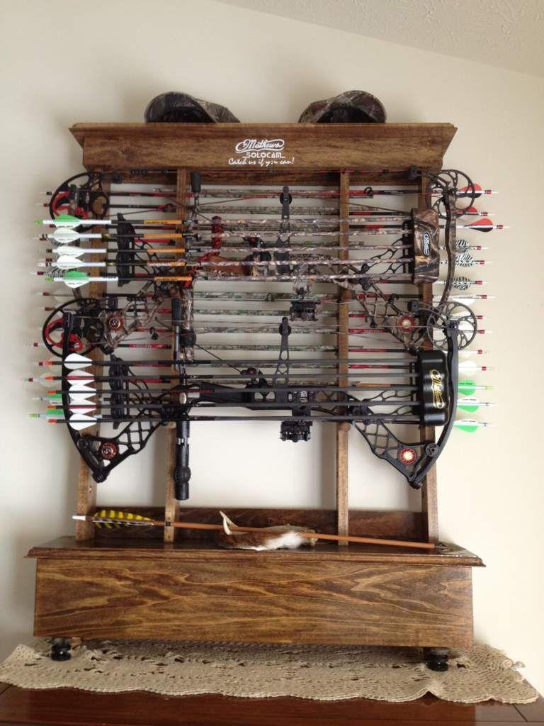 Archery Bow Storage Google Search Archery Pinterest