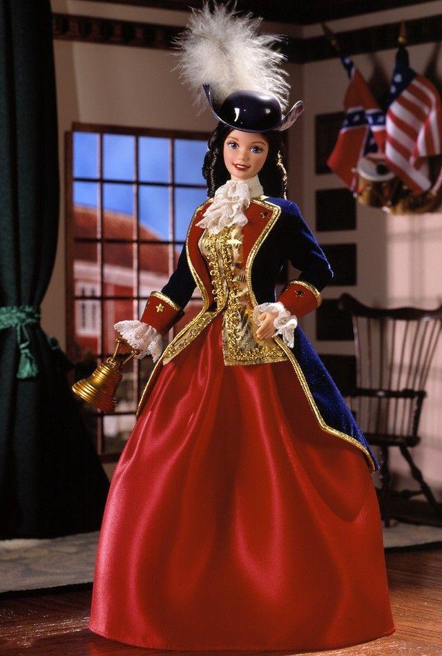 Patriot Barbie ................/ .47..30.2 qw