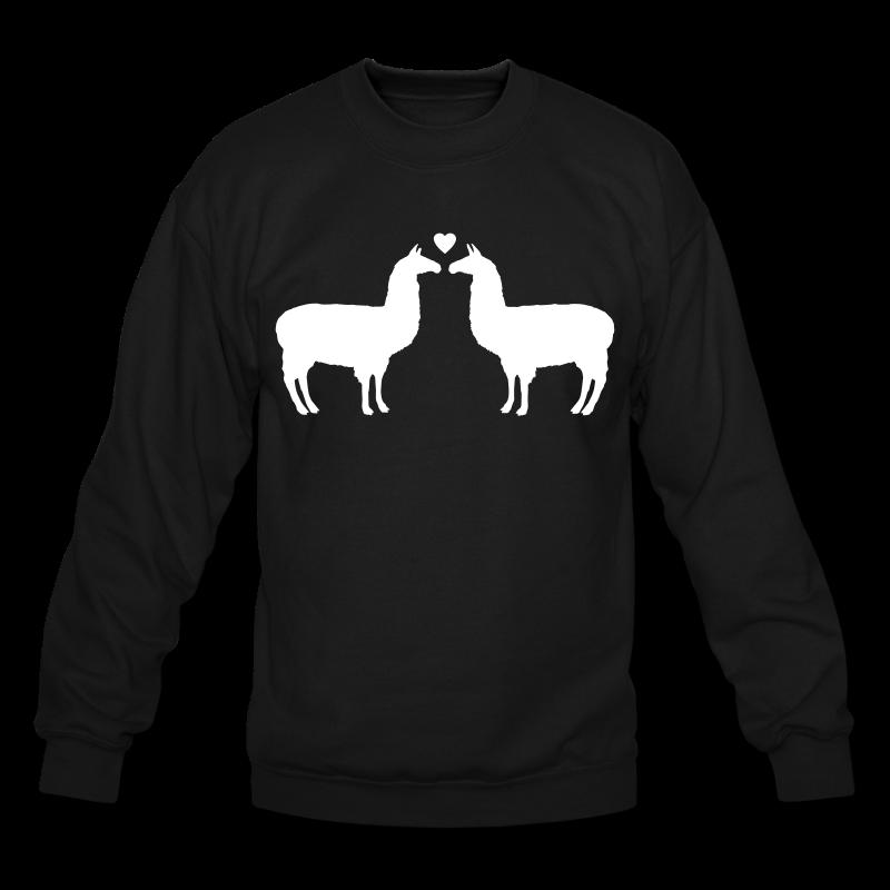 Llama Llove Crewneck Sweatshirt | TWAIMZ