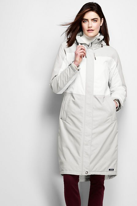 37c3111a77 Women's Squall Stadium Coat from Lands' End | Products I Love | Coat ...