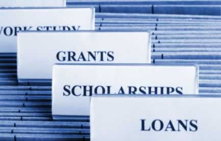 This section of the website contains useful information about scholarships and college finances in general.