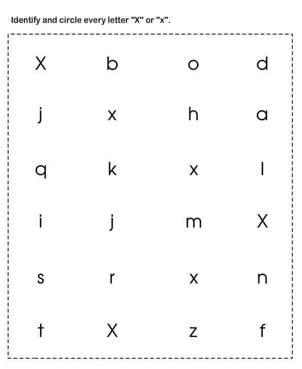 Preschool Worksheets Learn ABC Worksheets – Learning Abc Worksheets