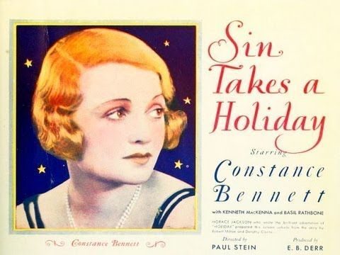 Download Sin Takes a Holiday Full-Movie Free