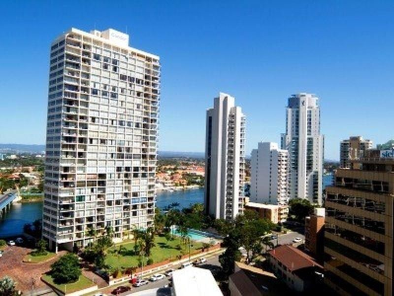 Gold Coast Condor Ocean View Apartments Australia Pacific And Located In Surfers Paradise Is A Perfect