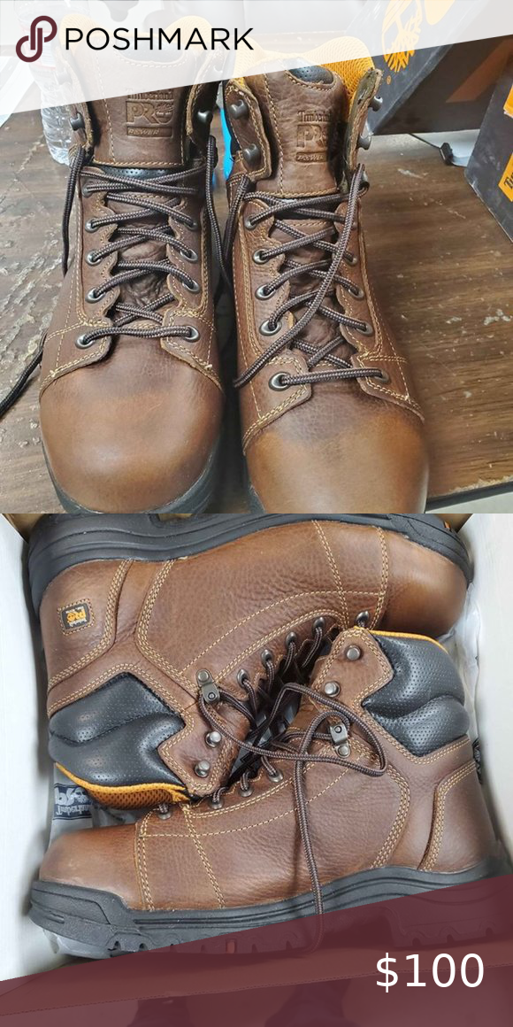 timberland pro steel toe boots Brand new Timberland pros