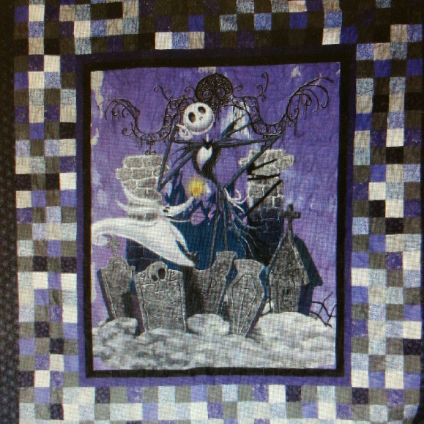 Tim Burton\'s The Nightmare Before Christmas by SewWhatQuiltShop ...
