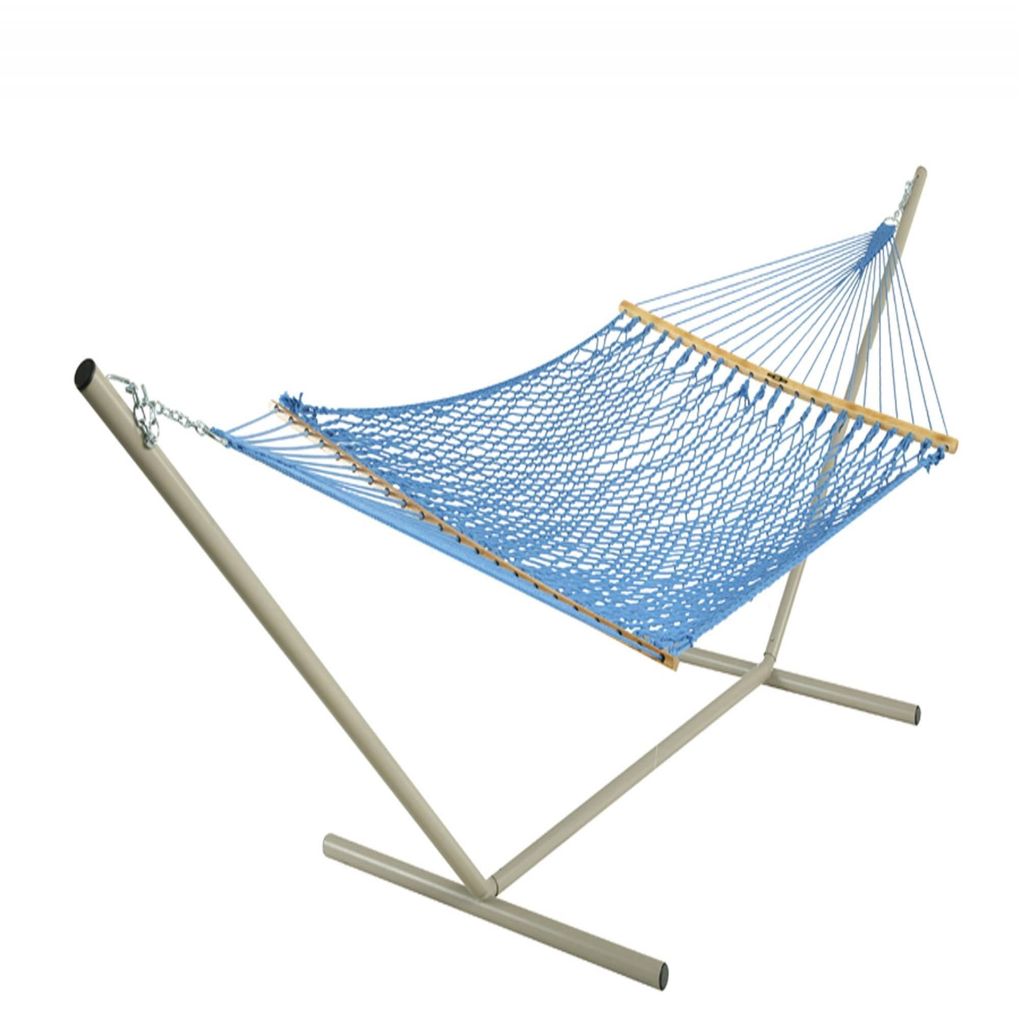 Kings large duracord rope hammock stand not included rope
