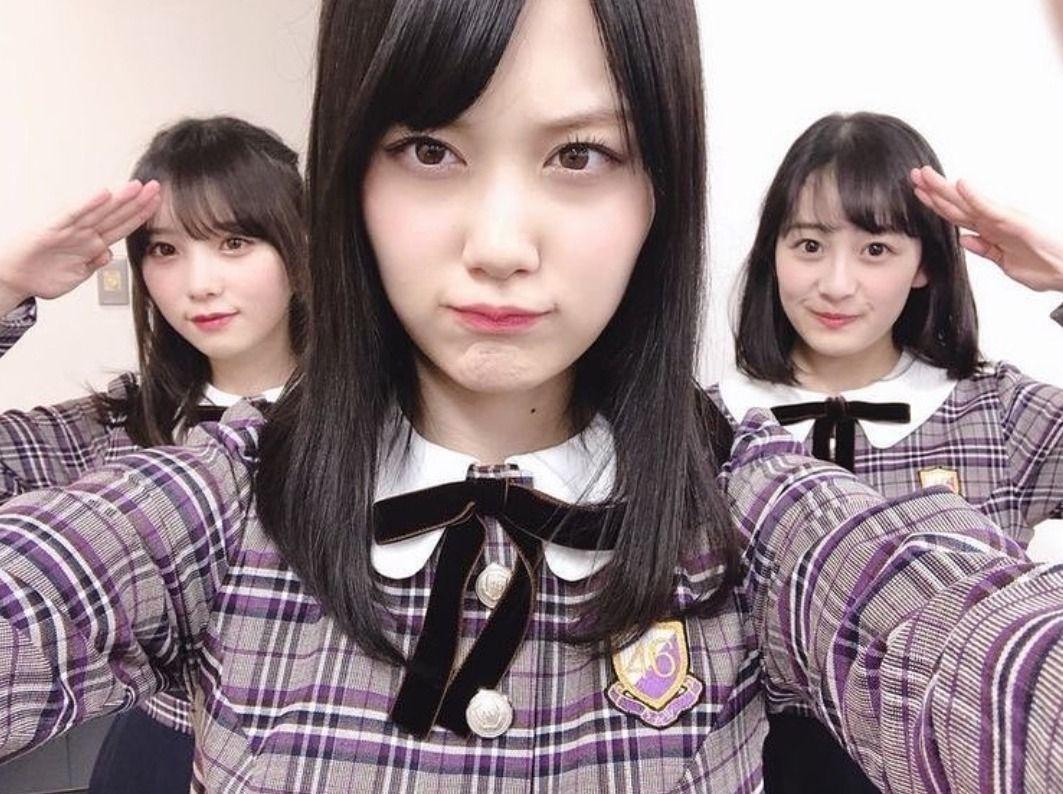 与田祐希 山下美月 向井葉月【2019】