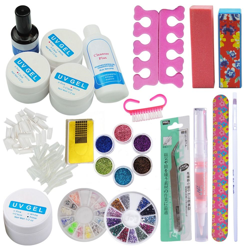 Online Get Cheap Nail Art Decoration Kit -Aliexpress.com | Alibaba ...