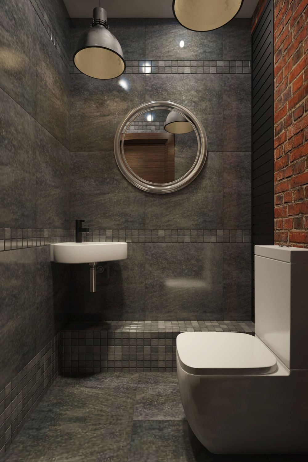 Ideas For Powder Rooms