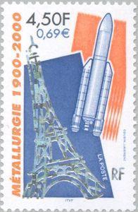 Metallurgy 1900-2000