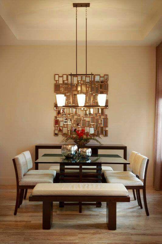 Comedor adriana hoyos decor pinterest villas and room - Decoradora de interiores ...