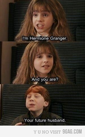 Hermione granger :: funny pictures :: harry potter :: husband / funny pictures & best jokes: comics, images, video, humor, gif animation - i lol'd