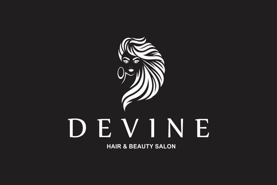 Hair Salon Logo In 2020 Hair Salon Logos Salon Logo Hair Salon Art