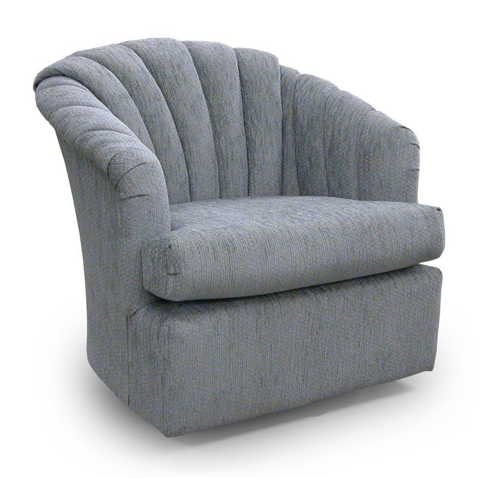 Best Chairs Swivel Barrel Elaine Swivel Barrel Chair By Best 400 x 300