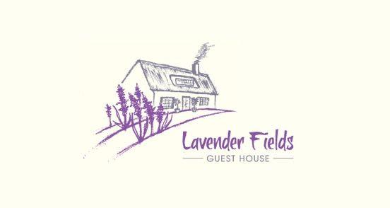 Lavender Fields #logo
