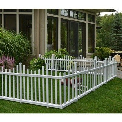 60 Best Ideas for Different Types Of Garden Fence Panels ...
