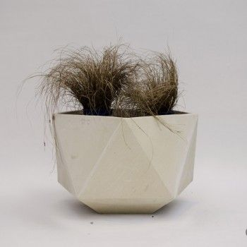Flower Pots And Planters Award Winning Contemporary Concrete Sculpture By Adam Christopher