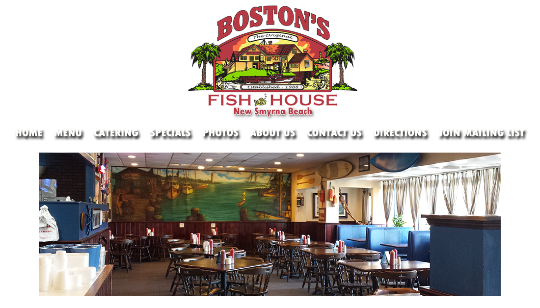 the best seafood restaurant in the daytona beach area