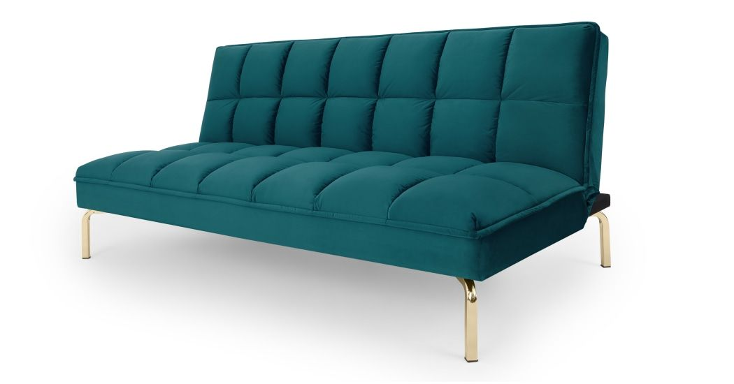 Strange Made Tuscan Teal Sofa Bed My Place In 2019 Sofa Bed Machost Co Dining Chair Design Ideas Machostcouk
