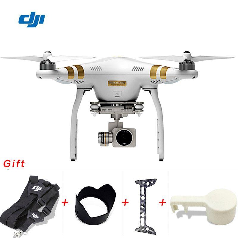 DJI Phantom 3 Professional Quadcopter Drone with 4K Video ...