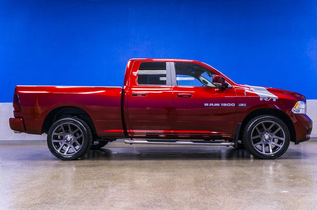 Ram Rt For Sale >> 2012 Dodge Ram 1500 Rt Edition Pickup Truck 4x4 For Sale