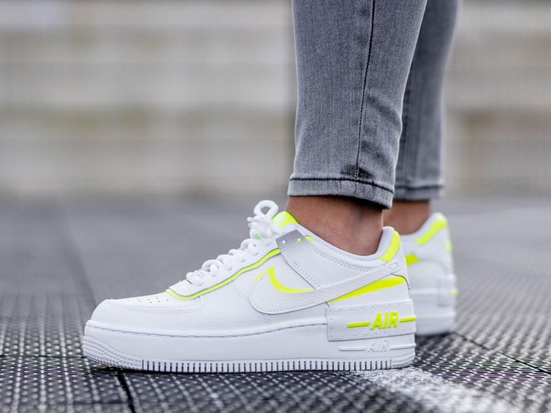 Buy Nike Air Force 1 Low Shadow Lemon Venom Ci0919 104 Online In 2020 Nike Air Force Nike Air Nike Shoes Air Force