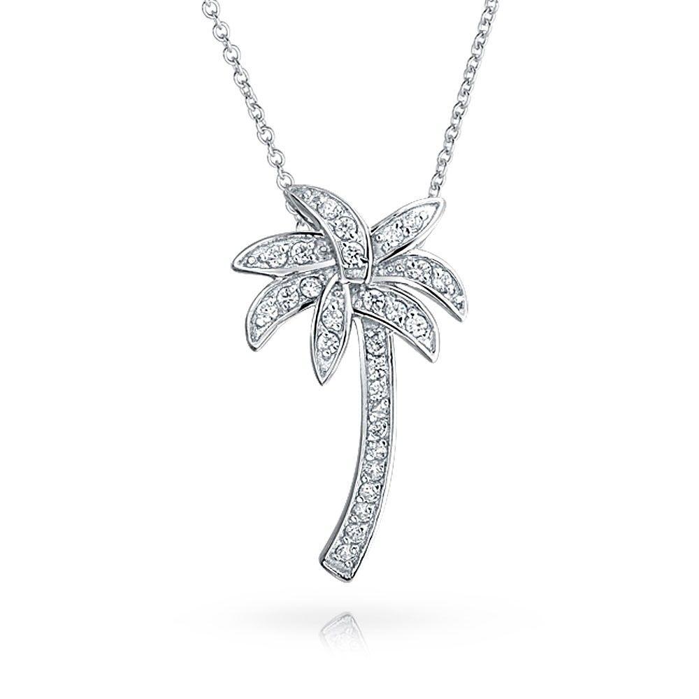 90f8976e5 Tiffany & Co. Co Palm Tree Pendant And Chain $195   Tiffany & Co ...