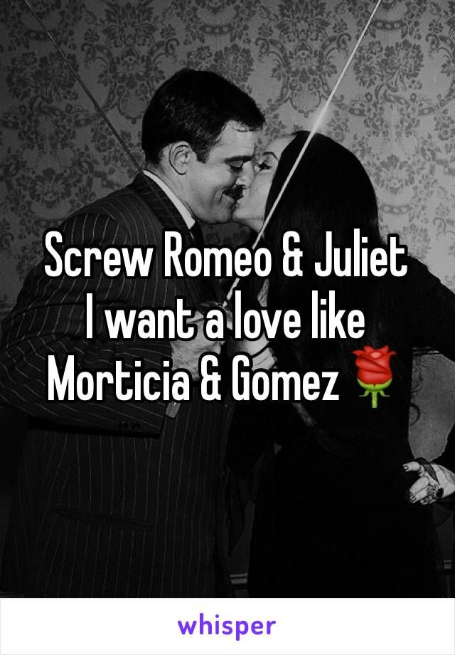 romeo and juliet true love vs In preparation for our presentation of the joffrey ballet's romeo & juliet, we   love can be in its fragile, easy state, before it's dragged into the real world  we  fall in love with someone and try to keep him or her close forever—wouldn't.