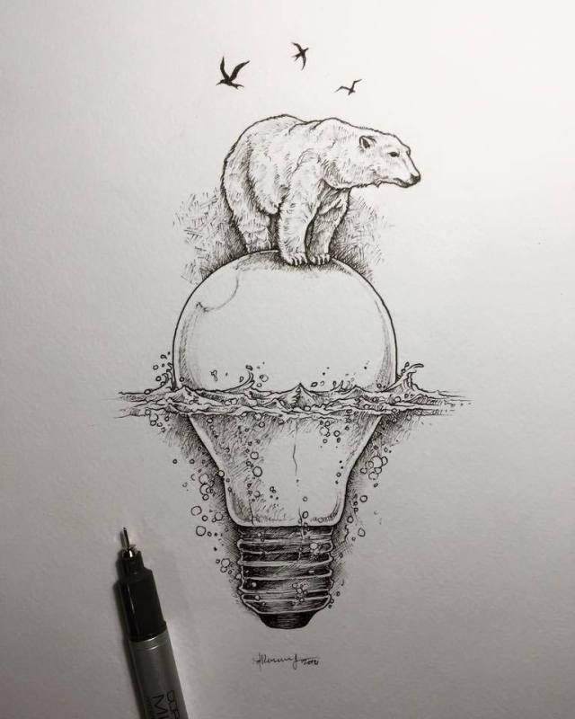 Kerby Rosanes, The Doodler Keeps Amaze Us | Pinterest | Dibujo ...