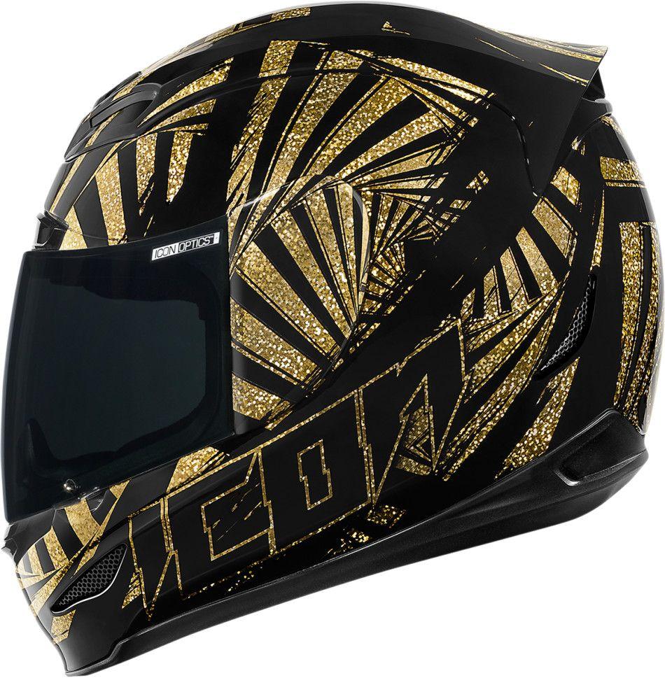 Icon Airmada Helmet Spaztyk Womens motorcycle helmets
