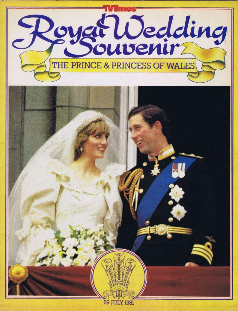 princess diana wedding   Memories Of Diana : Royal Wedding July 29th 1981