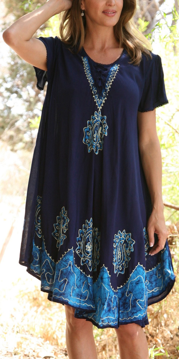 Flowing summer dresses to adore are on zulily today!