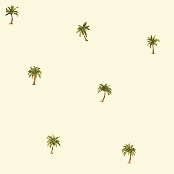 Candice Olson Palm Tree Spot Wallpaper Wall Sticker Outlet
