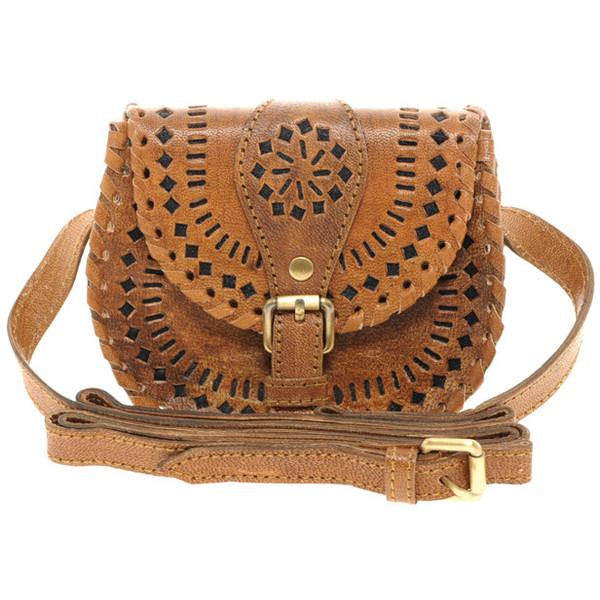 Cleobella Cantina Mini Satchel Bag ($164) ❤ liked on Polyvore