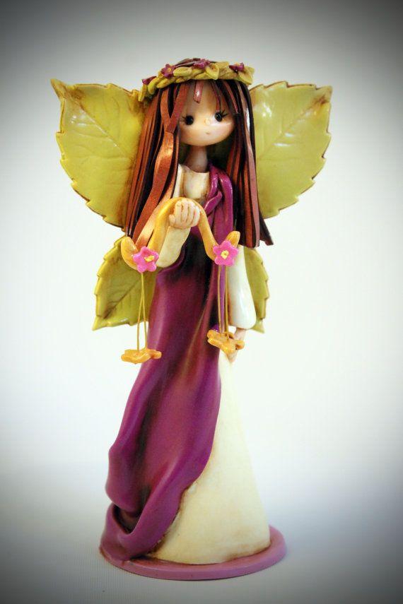Libra Fairy by fairiesbynuria on Etsy, $39.95