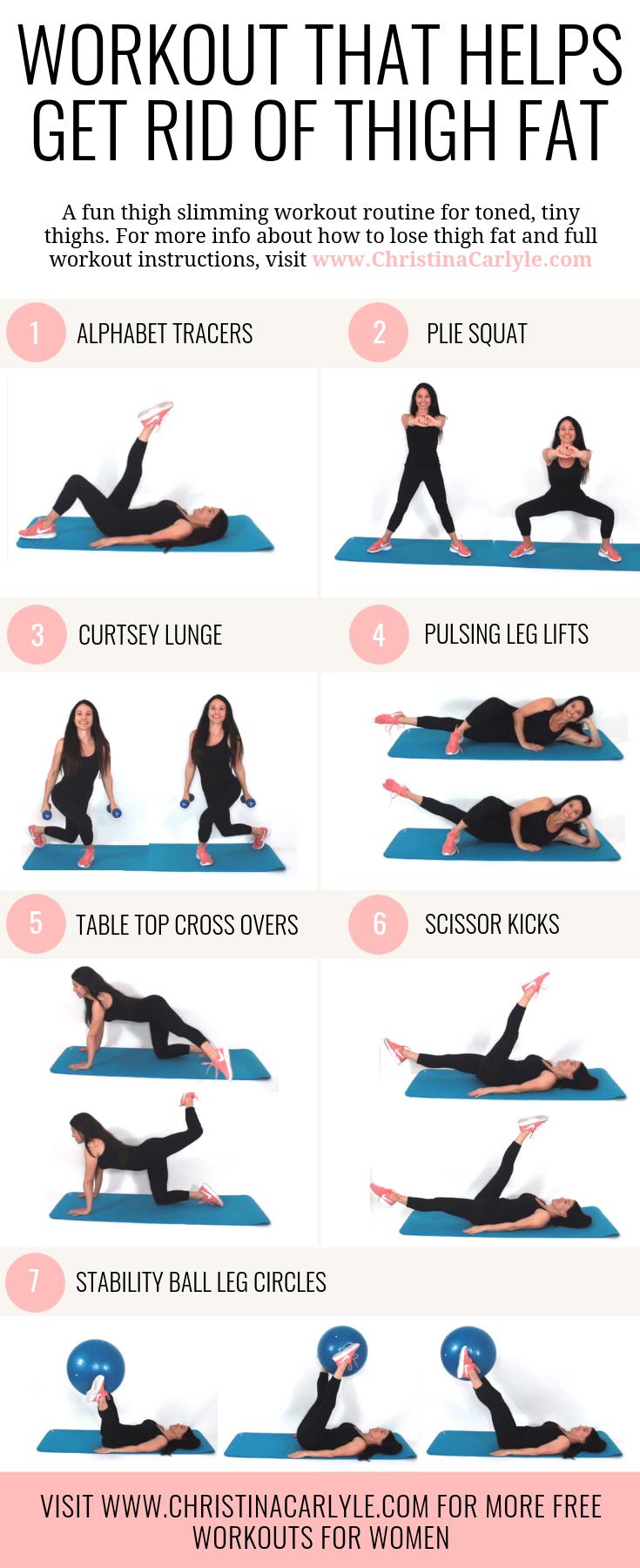 Fitness-Routinen zum Abnehmen Frauen