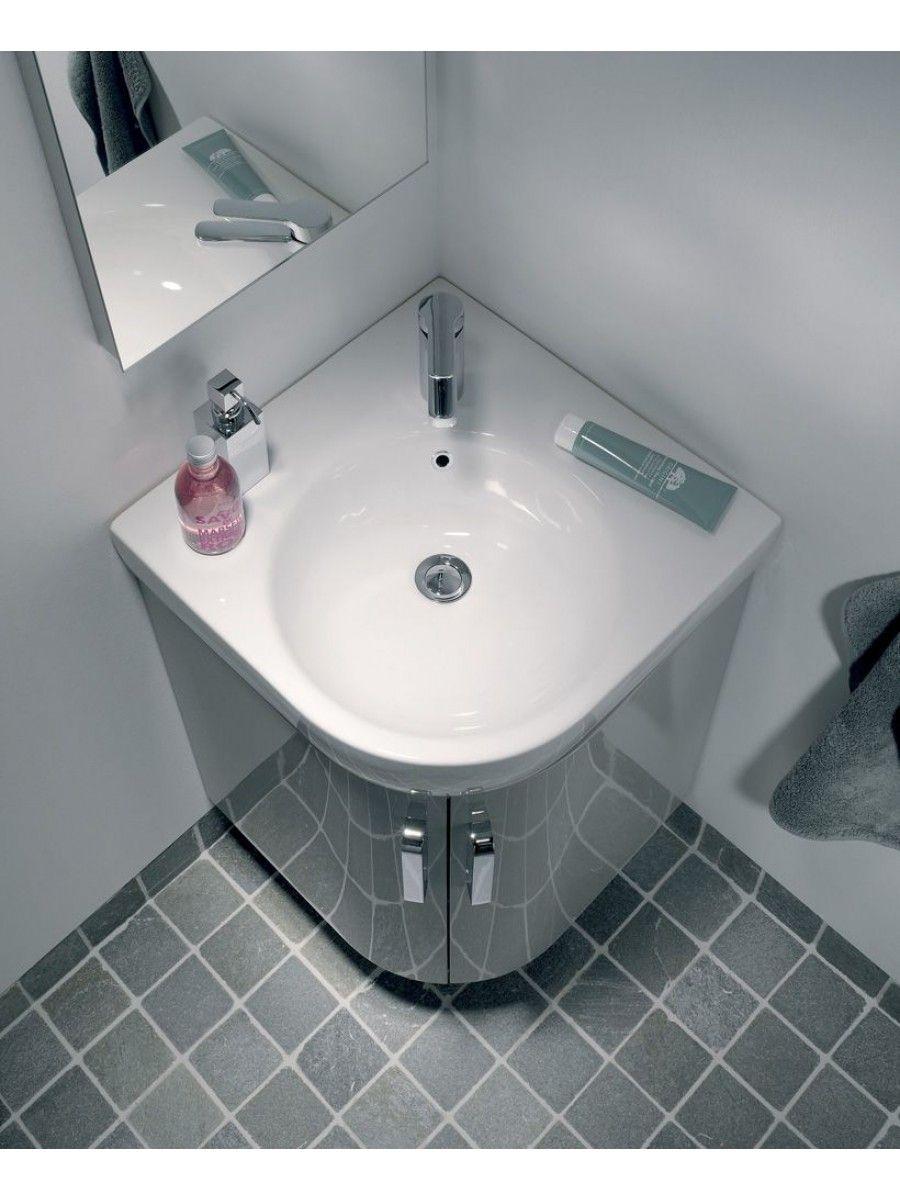 Bathroom Corner Vanity