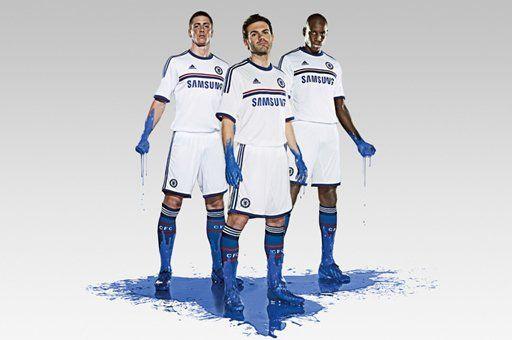 Chelsea Launch '13-14 Away Kit