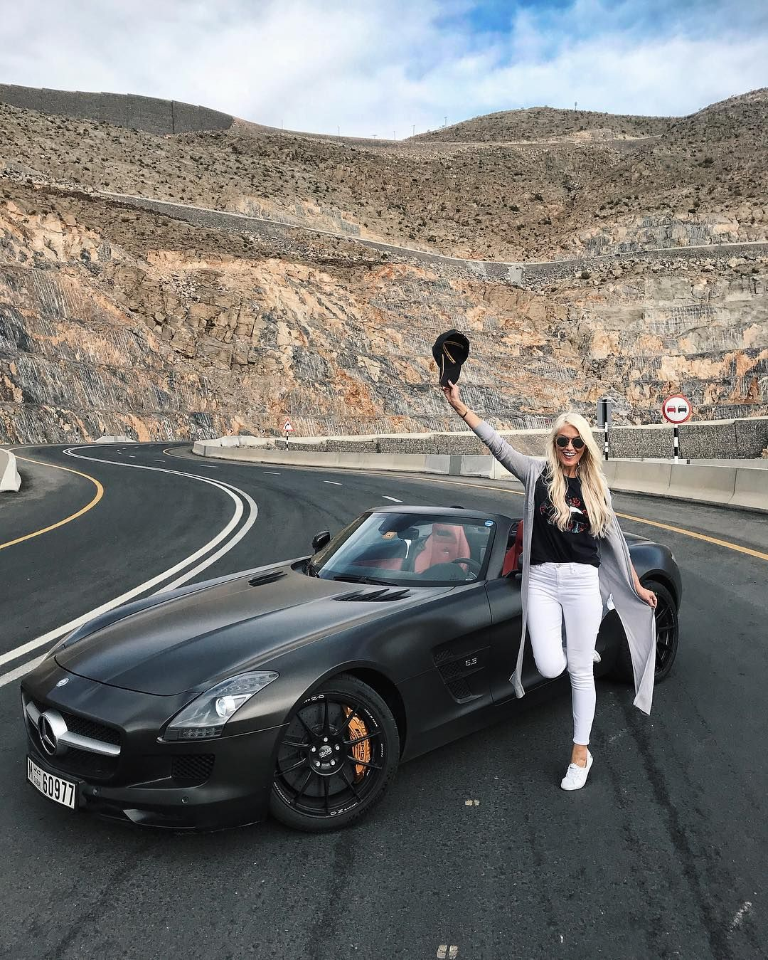 1 364 Likes 6 Comments Alex That Girl With The Cars Supercarblondie On Instagram What A Drive To Mercedes Amg Classic Cars Muscle Classic Sports Cars
