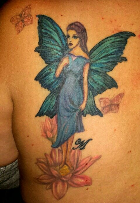 She Was Ugly Before But After Angel And Demon Tattoo Brielle