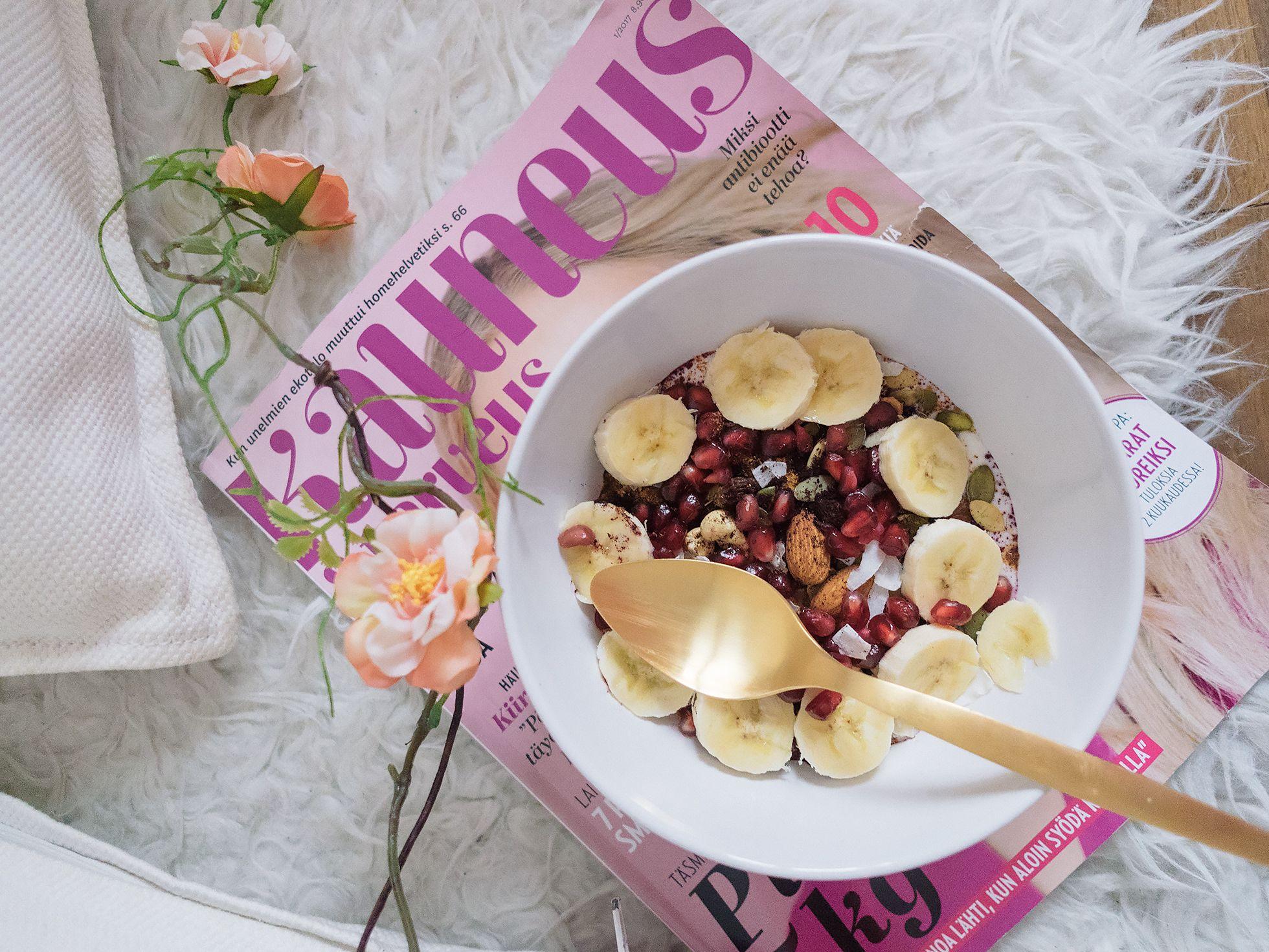 #breakfast #healthy http://www.monasdailystyle.com/2017/01/20/raskausajan-herkullinen-aamupala/ Raskausajan herkullinen aamupala