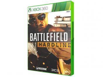Battlefield Hardline Para Xbox 360 Ea Battlefield Hardline Xbox One Jogos Xbox One