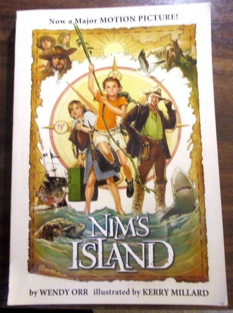 Nim's Island by Wendy Orr (Paperback / softback)
