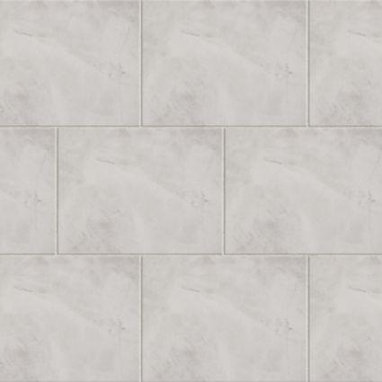illusion white white marble effect ceramic wall & floor